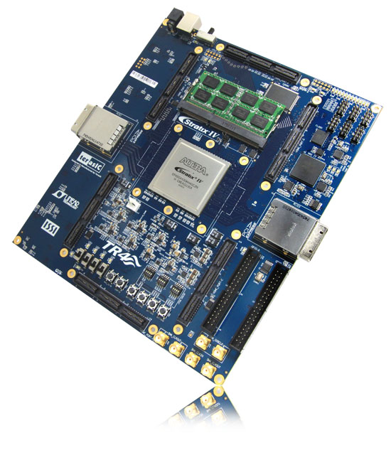 Terasic TR4 FPGA Development Kit