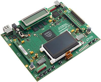 Altera Cyclone III FPGA Development Kit