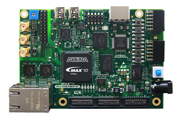 [M10K] ALTERA MAX 10 FPGA DEVELOPMENT KIT
